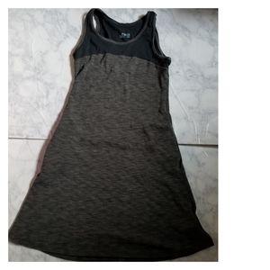 Columbia Dress Size XS Golf Tennis Grey Black